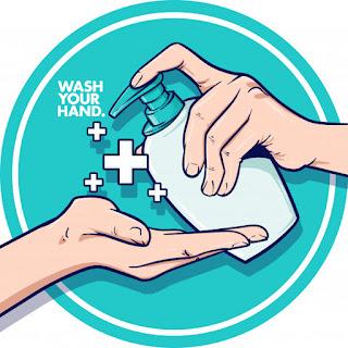 manfaat hand sanitizer dan tips memakainya