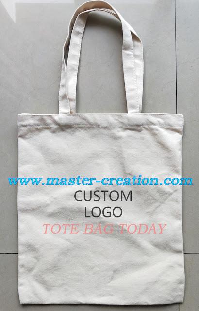 specific logo cotton bag