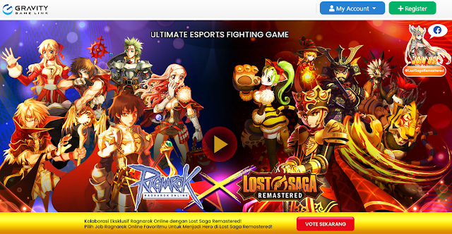 Download Lost Saga Remastered 2020 Terbaru