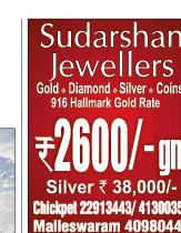 sudarshanjewellers chikpet,malleswaram bangalore