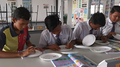 Pembelajaran berasaskan projek digalakkan bagi membolehkan pembelajaran yang bermakna buat murid