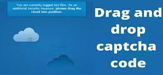 Drag-and-drop-captcha-code