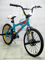 20 Inch United Jumper-X 01 Freestyle BMX