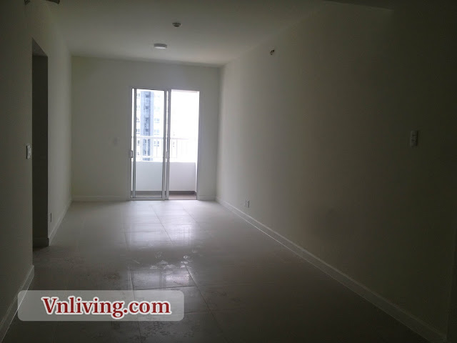 Lexington Residence 2 Bedrooms Unfurniture for rent in District 2