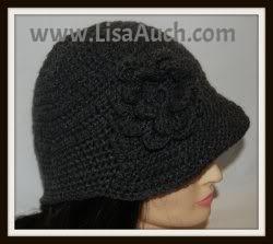 hat crochet pattern woman bucket hat