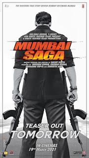 Mumbai Saga First Look Poster 2