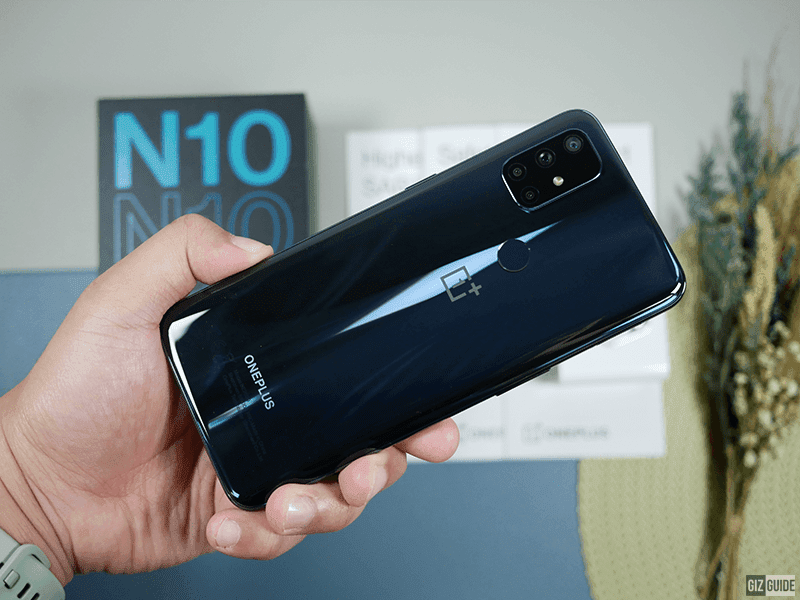 Here are our first impressions of the OnePlus Nord N10 5G