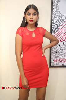 Actress Model Honey Pictures at Anoos Franchise Salon and Clinic Launch  0067.JPG