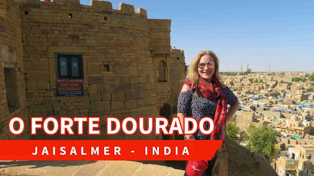 O Forte de Jaisalmer