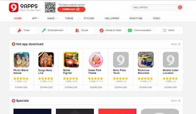 aplikasi berbayar jadi gratis di 9apps