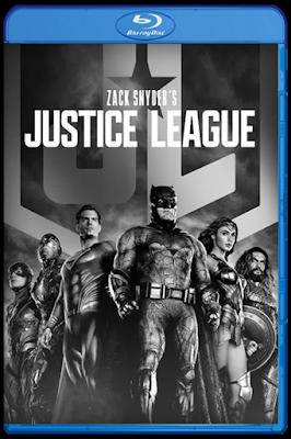 Zack Snyder's Justice League [2021] [BD25] [Latino] [2 Discos]