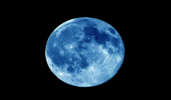 Gambar Blue Moon