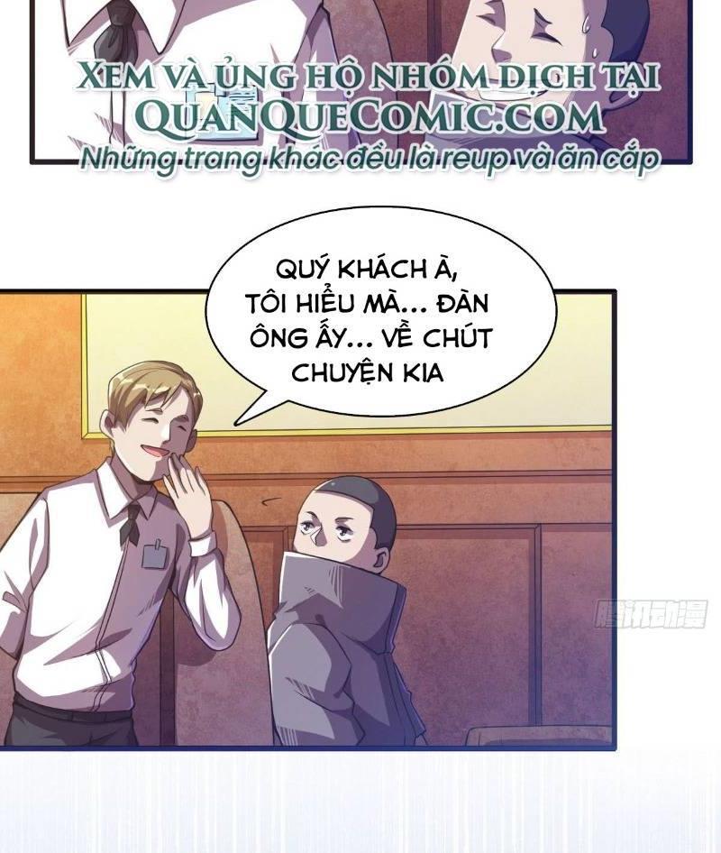 Tinh Nguyên Chi Môn chap 8 - Trang 34