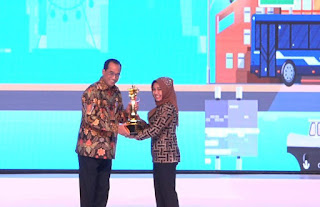 Kota Mojokerto Terima Penghargaan WTN Kesebelas Kali