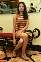 Actress Nikhita in Spicy Small Sleeveless Dress ~  Exclusive 015.JPG