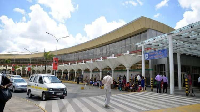 JKIA raising parking fees. PHOTO | RMS