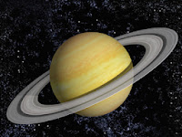 Planet Saturnus, Satu-Satunya yang Mempunyai Cincin