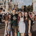 Wyoming High School Orchestra and Choir Students in Disney World