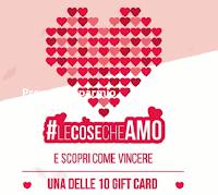 Logo Piazza Italia #LeCoseCheAmo: vinci gratisGift card da 100€