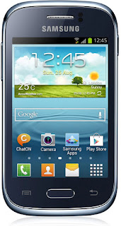 Cara Mudah Flash Samsung Galaxy Young (GT-6310) Official