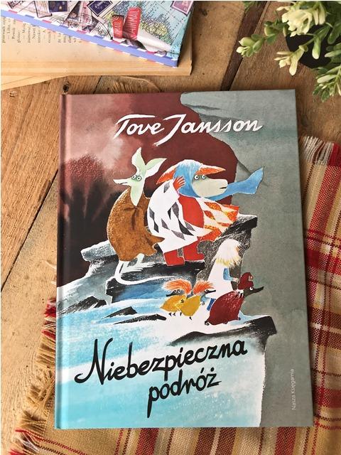 Tove Jansson, Niebezpieczna podróż