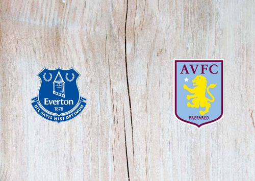 Everton vs Aston Villa -Highlights 16 July 2020