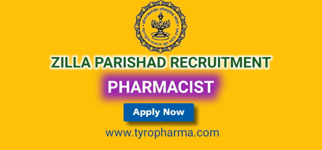 ZP Ratnagiri Recruitment 2019 – Pharmacist Job in ZP Ratnagiri under NHM (National Health Mission)