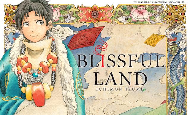 Blissful Land (Tenju no Kuni), de Ichimon Izumi