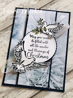Stampin up dove of hope