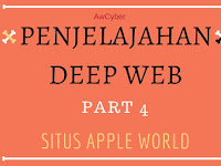Penjelajahan Deep Web Part 4: Apple World – Dunia iPhone Dalam Deep Web