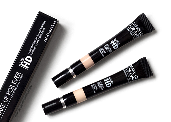Make Up For Ever Ultra HD Invisible Cover Concealer R30 Y23 Review Photos