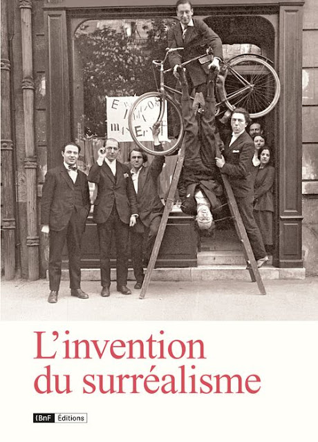 L'invention du surréalisme (affiche de l'exposition)