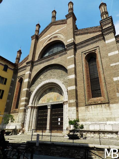 chiesa del carmine brescia