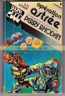 K.H Scheer, Perry Rhodan, opération astrée, numéro 1