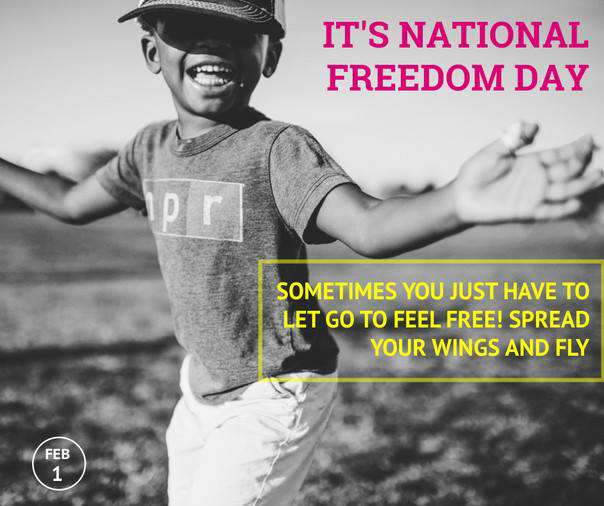 National Freedom Day Wishes For Facebook