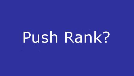 apa itu push rank mobile legends?