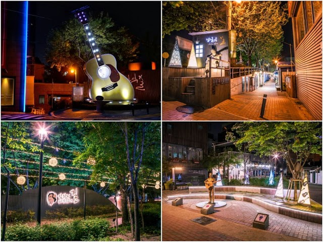 5 Destinasi Wisata Malam Kota Daegu Korea Selatan