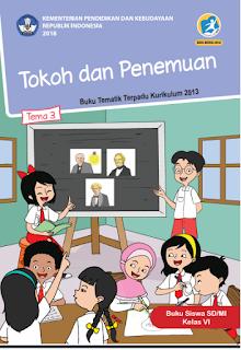 Kunci Jawaban Buku Tematik Kelas 6 Tema 3