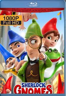 Sherlock Gnomes[2018] [1080p BRrip] [Latino-Inglés] [GoogleDrive] LaChapelHD