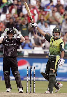 New Zealand vs Pakistan 1st Semi-Final ICC World T20 2007 Highlights
