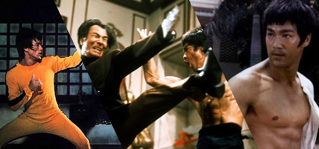 A icônica história de Bruce Lee nos filmes