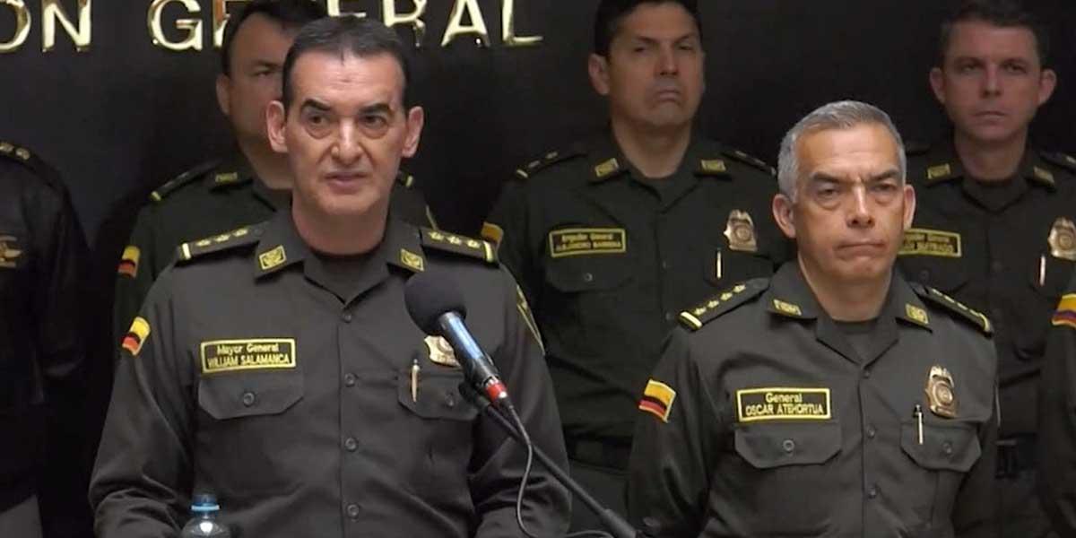 Procuraduría se toma sede de Policía por denuncia contra director general