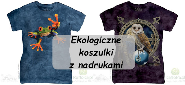 koszulki z nadrukami, ekologiczne koszulki