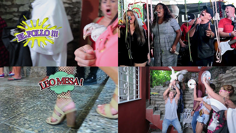 Leo Mesa - ¨El Pollo¨ - Videoclip. Portal del Vídeo Clip Cubano