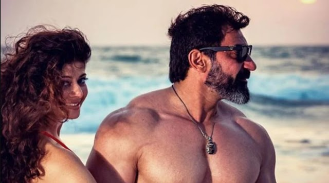 In Goa, Pooja Batra worked out with her significant other Nawab Shah throughout the end of the week.