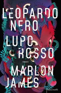 libri fantasy 2019- Marlone James- Leopardo Nero Lupo Rosso
