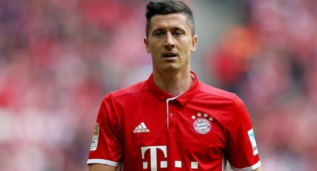 Kabar Lewandowski Di Bayern Munich