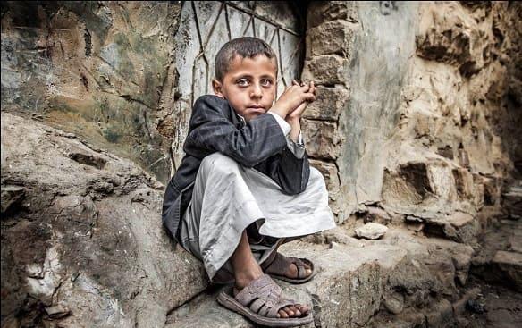 تقرير دولي: نصف أطفال الأرض يعانون من الفقر والحروب