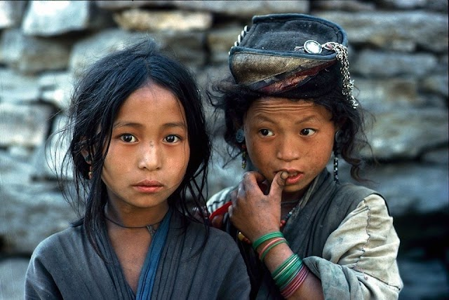 High Himalaya life in pictures