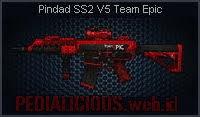 Pindad SS2 V5 Team Epic